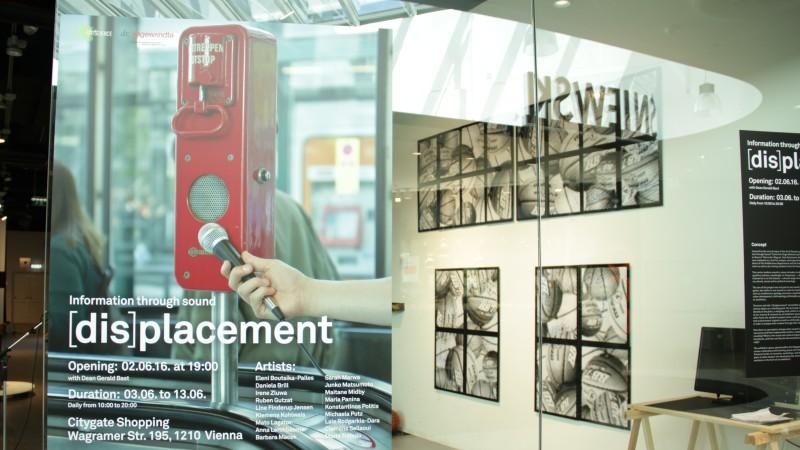dis]placement – Information through Sound - Project   Widrichfilm